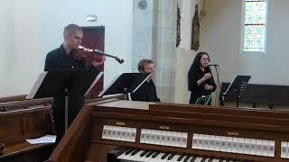 Laudate Dominum - Mozart - Musique Mariage Bretagne - Moment d'Amour