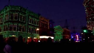 Osborne Family Spectacle of Dancing Lights | Christmas Show | Hollywood Studios - Disney World