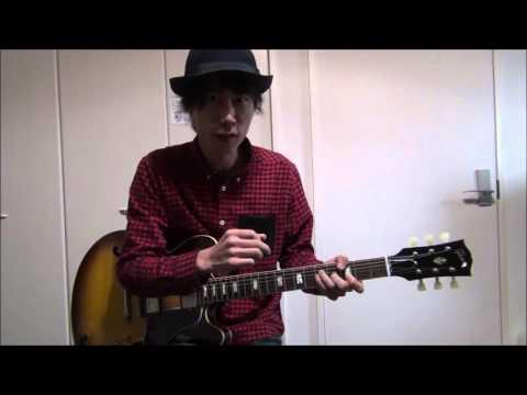 <ギターレッスン> Little Wing / Jimi Hendrix の弾き方