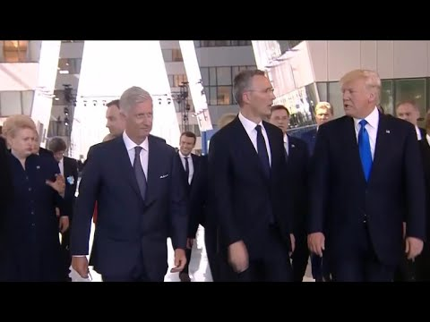 Trump heads to Europe ahead of G20 summit