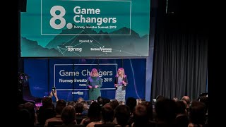 Acceler8. Game Changers: Opening