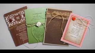 Cool diy wedding invitations ideas