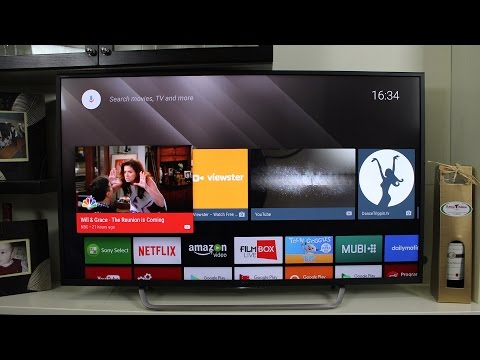 "Sony 49"" 4K ULTRA HD Android TV (Unboxing & First Look)"