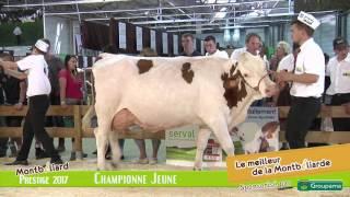 Championne Jeune