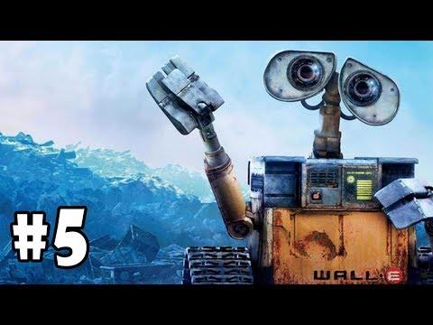 WALL-E - Walkthrough - Part 5 - Hidden Treasure (PC HD) [1080p60FPS]
