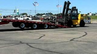 Video still for Felling Air Tilt Load Unload