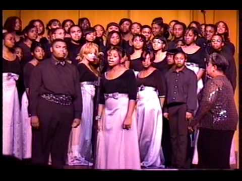 D.S.A. Detroit School of Arts, Choir 1999.wmv