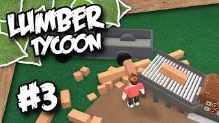 Lumber Tycoon 2 #3 - RAMP DROP OFF (Roblox Lumber Tycoon)