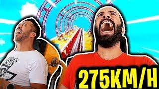 🚀🌊 PROVO le MONTAGNE RUSSE PIÙ VELOCI DEL PARCO *roller coaster*