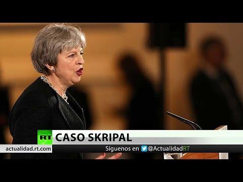 Reino Unido expulsa a 23 diplomáticos rusos por el caso Skripal