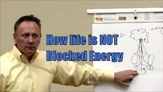 306 Why it's not blocked Energy, the differences between EFT, Eutaptics FasterEFT & NLP""