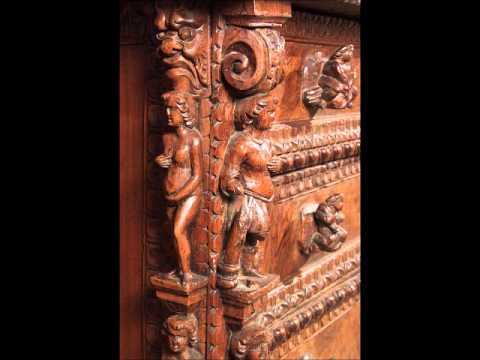 interior y muebles barrocos en italia