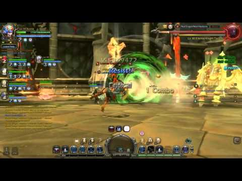 First Time Run Red Dragon Nest [ Fallen DN 2 ]