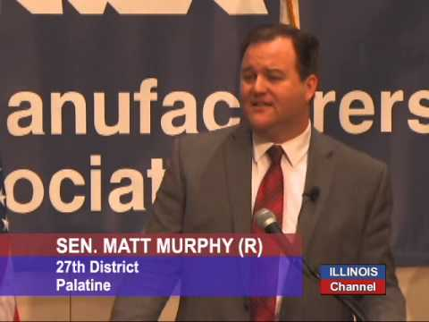Sens. Steans and Murphy Debate Illinois' Budget