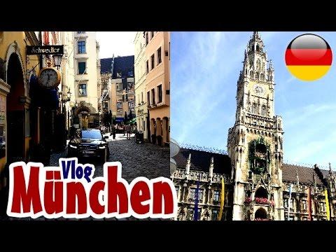Sight Seeing in München! | Vlog | Miss Leuders