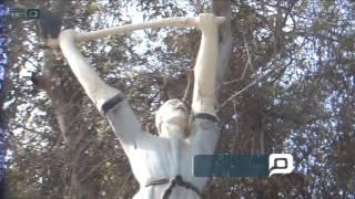 مصر العربية |«أبو طُرْيَة» يجسد بطولات «نزلة الشوبك» في عيد الجيزة القومي