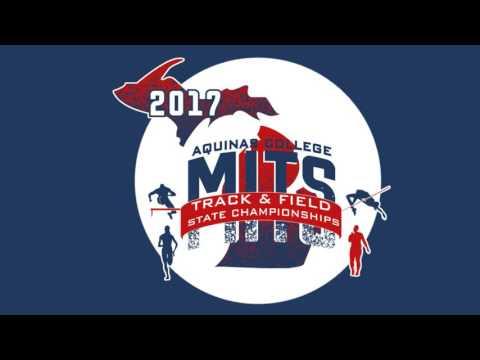 MAC TV Network - MITS Michigan Indoor Track & Field State Finals - Field Stream