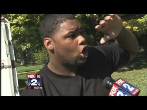 """Squatter Rapper on Welfare Exposed """"Im Getting Money"""""""