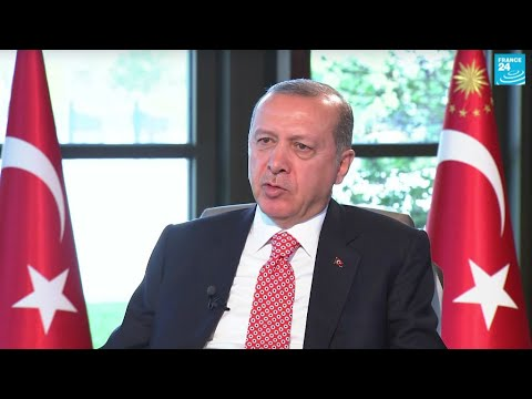 EU criticism of Turkey 'unfair', Erdogan tells FRANCE 24