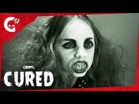 Cured  Scary Short Horror Film  Crypt TV