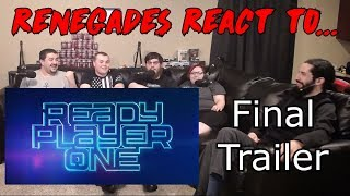 Renegades React to... Ready Player One - Final Trailer