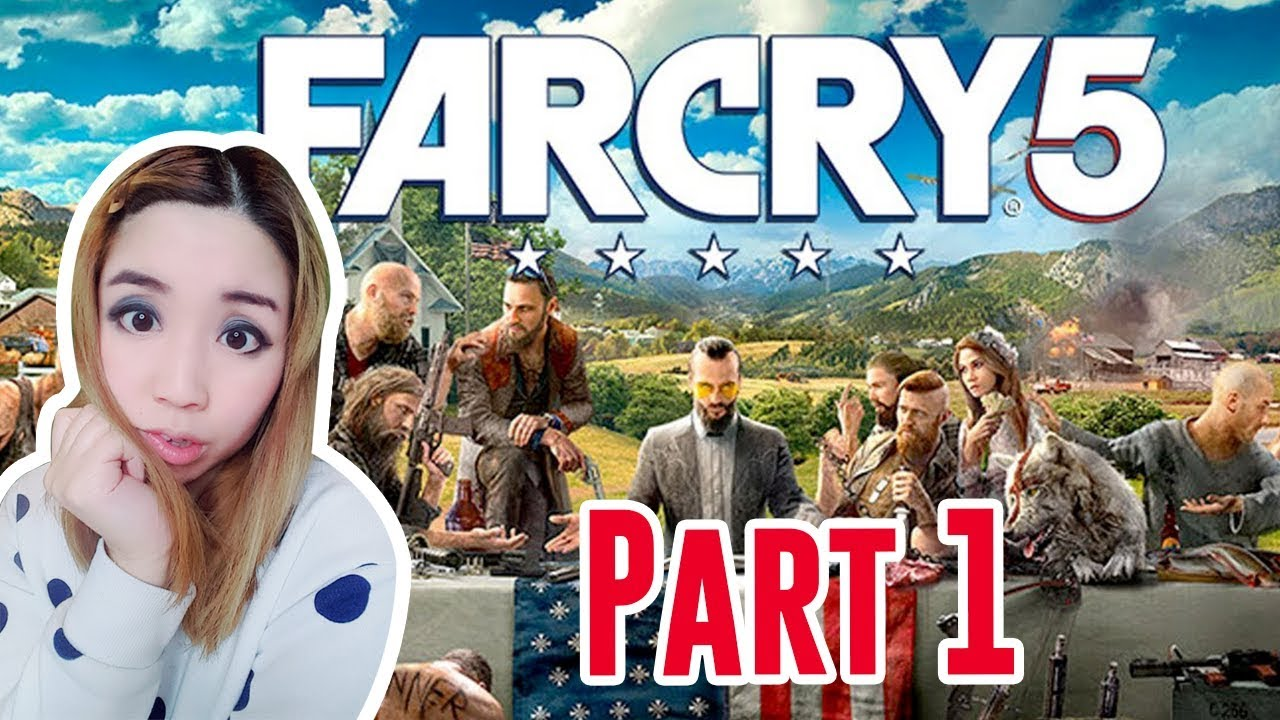 how to play farcry 5 co op