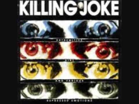 Killing Joke - Age Of Greed