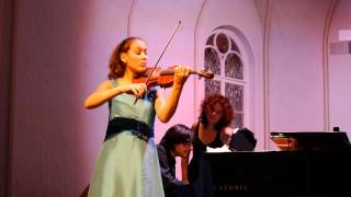 И Брамс Венгерский танец 1 Полина Сенатулова