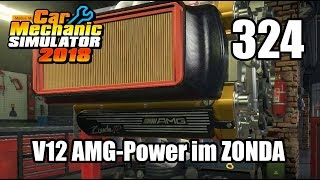 Auto Werkstatt Simulator 2018 ► CAR MECHANIC SIMULATOR Gameplay #324 [Deutsch|German]