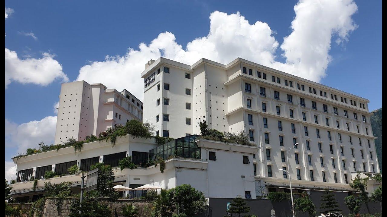 Hyatt Regency Addis Ababa, Ethiopia - Review of Regency Suite 509