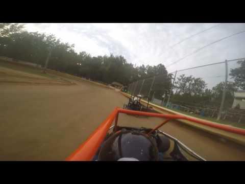 Jax Yohn Racing - Shellhammers Speedway - July 16, 2016 -  final 2