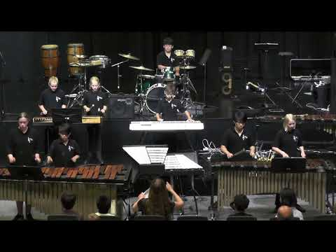 Chisnallwood Marimba Group At Repercussion 2017