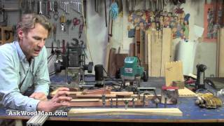 1 Of 23 • Wood Routers: How To Make A Jig To Route A Tapered Fluted Leg