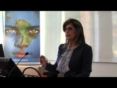 Colombia's New Foreign Policy - Dr Laura Gil  [Shifting Sands Conference 2011]