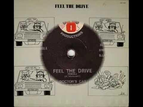 DOCTORS CAT - FEEL THE DRIVE