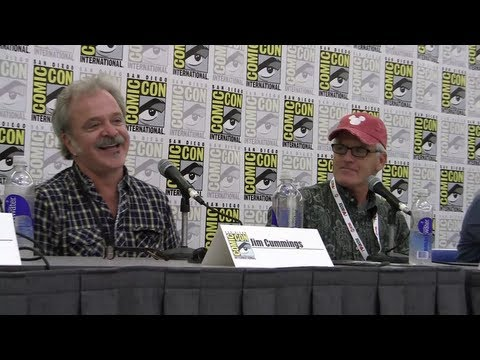Full Disney Afternoon anniversary panel at San Diego Comic-Con 2013