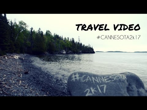 Travel Video // #Cannesota2k17 // 12 day camping trip through Canada & Minnesota