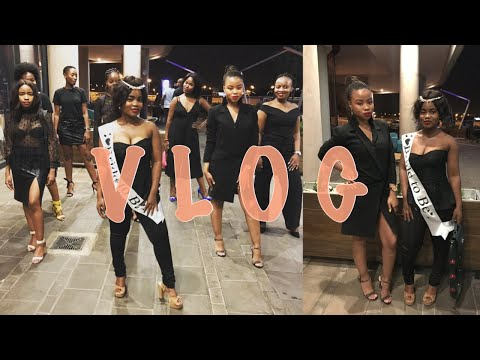 VLOG #8 | SHE ALMOST MISSED HER BRIDAL SHOWER | South African YouTuber