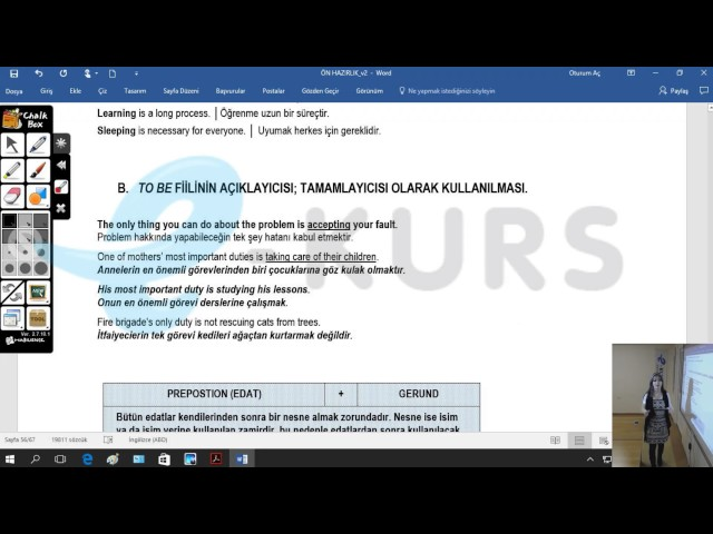 nettekurs.com YDS - TIPDİL - YÖKDİL Ön Hazırlık Online Kursu Tanıtım Dersleri - 5