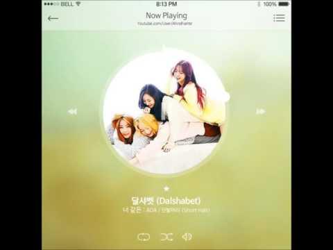 [MASHUP] 달샤벳 (Dalshabet) - 너 같은 (Someone like U) (AOA / 단발머리 (Short Hair) Remix.)
