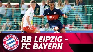 Enjoy the highlights of RB Leipzig vs. FC Bayern in the Under-17 se...