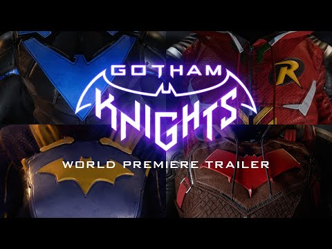 Gotham Knights - World Premiere 4K Trailer