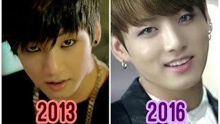 Video BTS Jungkook 정국 Evolution (2013-2016) #HappyJKDay16 download MP3, 3GP, MP4, WEBM, AVI, FLV Maret 2018