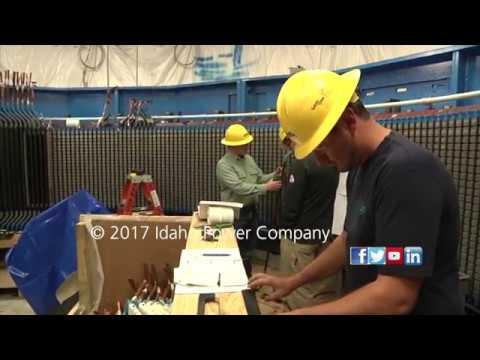 eNews: Rewinding a Hydro Generator