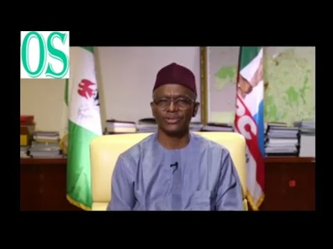 Acceptance speech by Nasir El-Rufai Kaduna state after been reelected for  second term