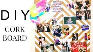 DIY Cork Board | BeautybyBlaire Thumbnail