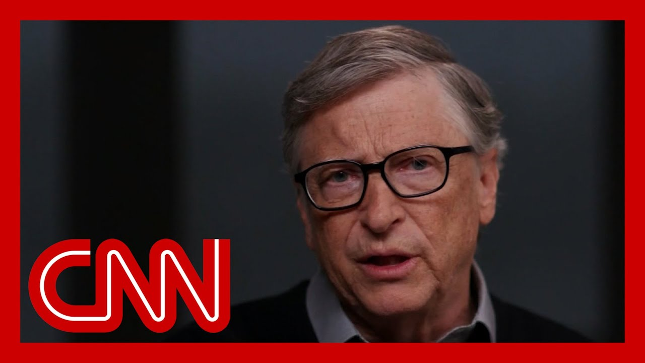 Tapper asks Gates when he thinks we'll be back to 'normal.' Hear his response