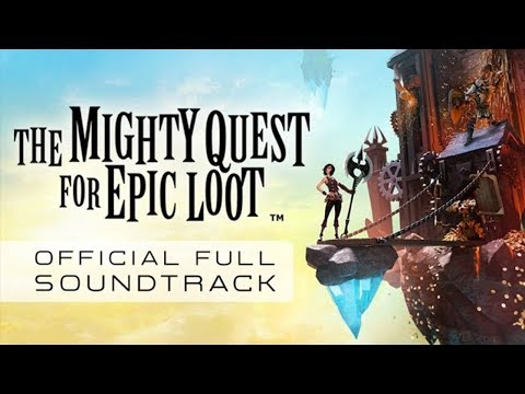 The Mighty Quest For Epic Loot OST - Prattle Royal (Track 09)