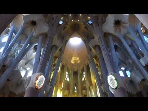 Exploring Barcelona's Sagrada Familia