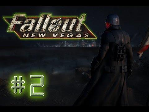 Fallout New Vegas w/Burakki_xy #2: Dragging Around Joe Cobb